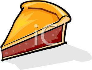 300x231 Slice Of Pie Clipart Picture