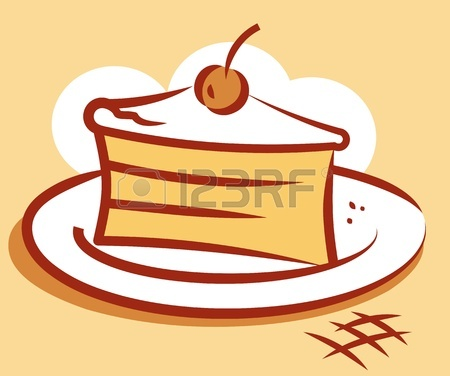 Piece Of Cake Clipart