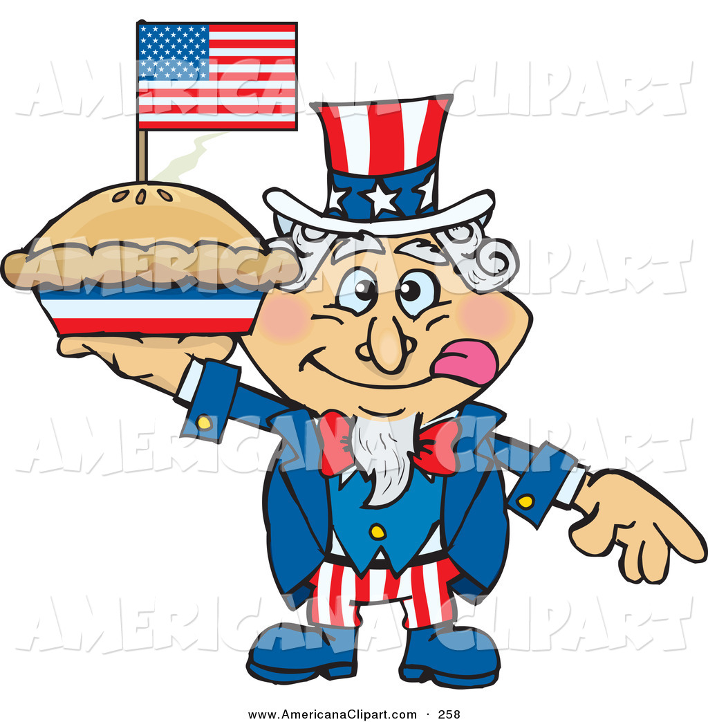 1024x1044 Americana Vector Clip Art Of A Hungry Uncle Sam Holding Up
