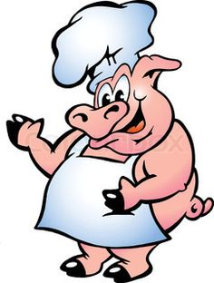 236x312 Pig Clipart Cooking