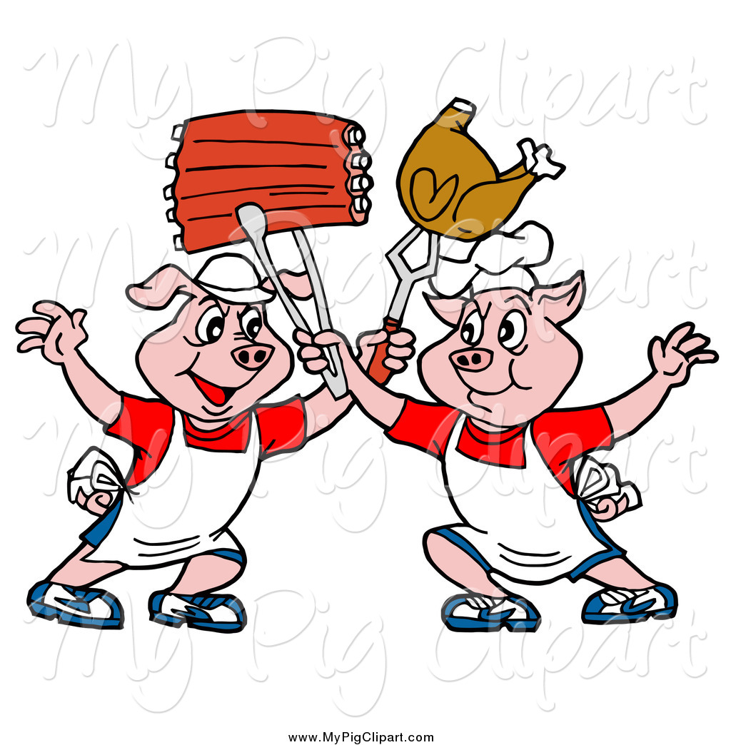 1024x1044 Chicken Clipart Pig