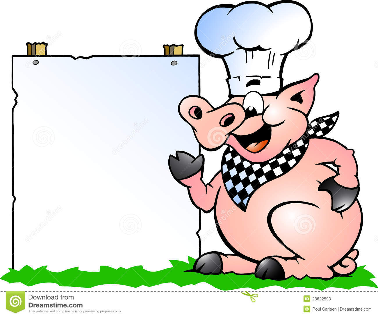 1300x1090 Pig Bbq Cartoon Clipart Panda