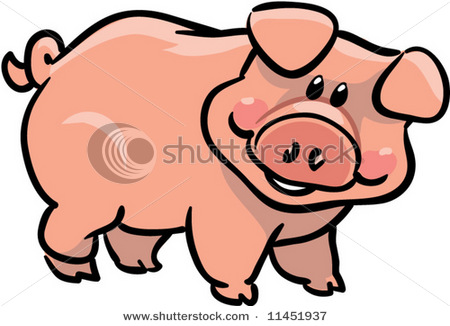 450x326 Pork Clipart Swine