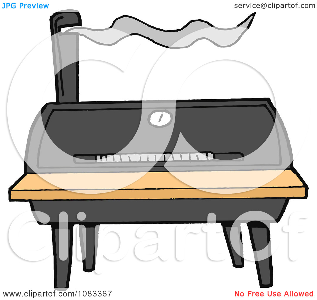 1080x1024 Smoking Clipart Bbq Smoke