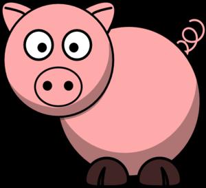 300x273 Top 87 Pig Clipart