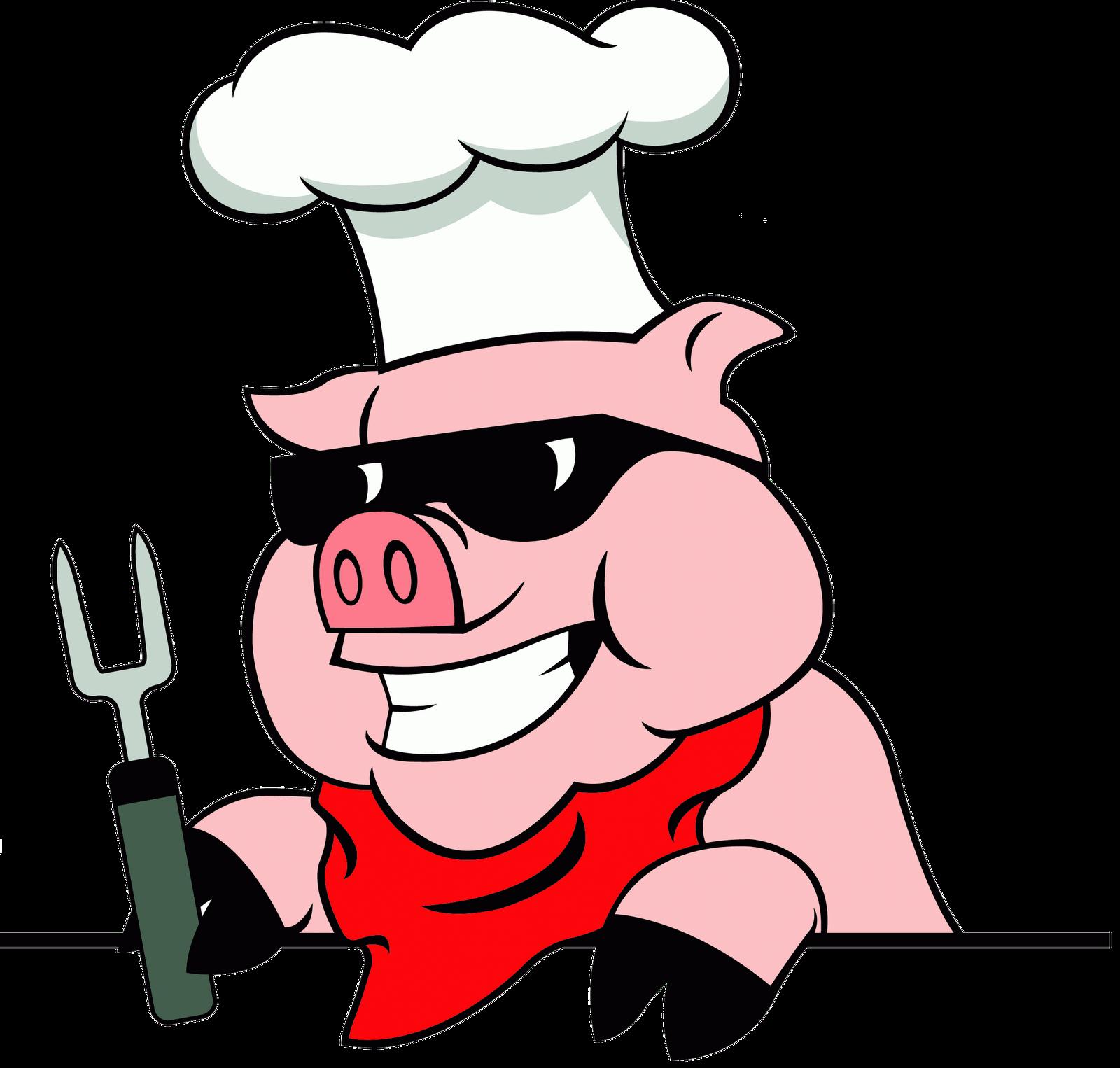 1600x1526 Free Cartoon Clipart Pig