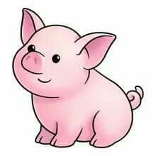 220x220 Cute Pig Cartoon 07 Wallpaper Pig Images Cartoon