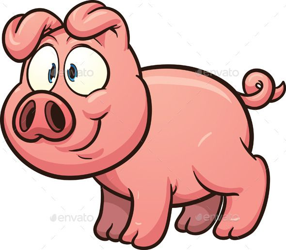 Pig Cartoons Images