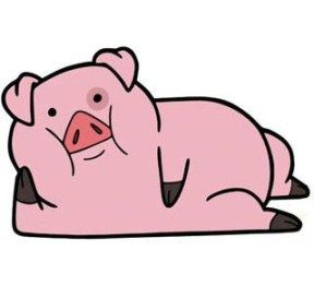 288x262 728 Best Famous Cartoon Pig Pictures Images Baby