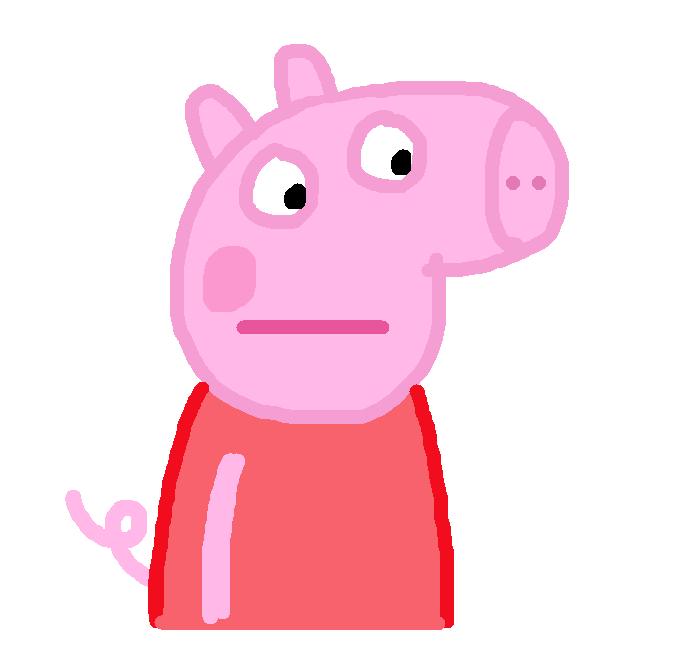 675x653 Peppa Pig By Enophano