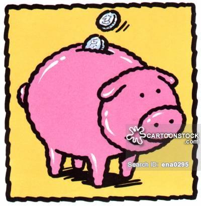 400x409 Personal Savings Cartoons And Comics