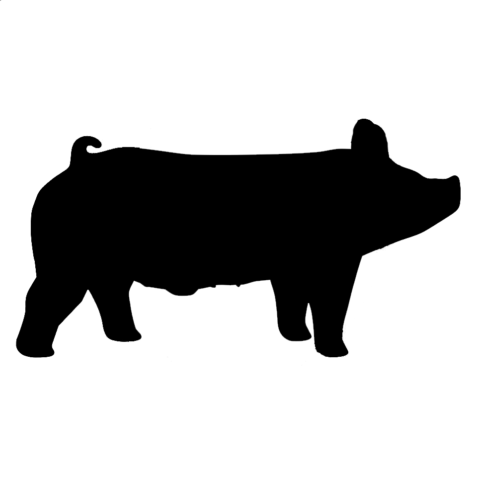 960x960 Livestock Show Pig Clip Art Thewealthbuilding