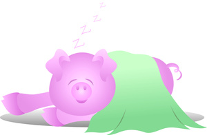 300x196 Pig In A Blanket Clipart