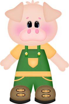 236x356 Pig Clipart