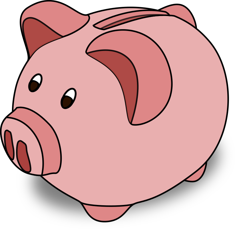 822x800 Free Pig Face Clipart