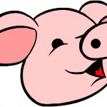 150x150 Pig Face Clipart Pig Face Clipart Clipart Library Clip Art Library
