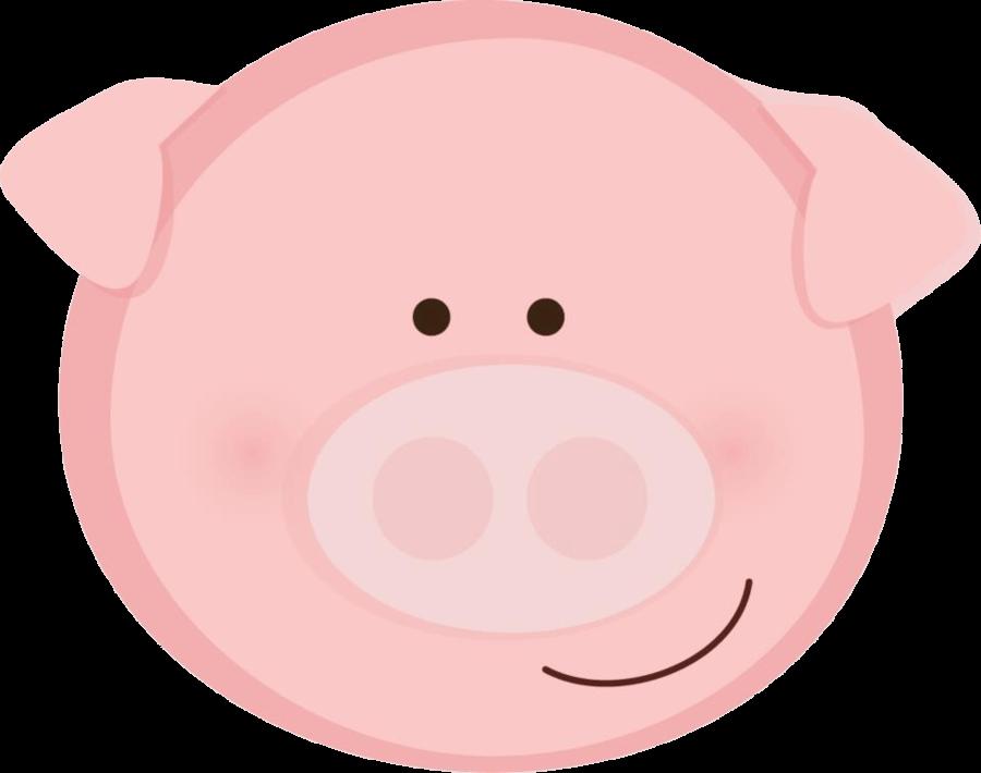900x710 Piggy Nose Cliparts 244434