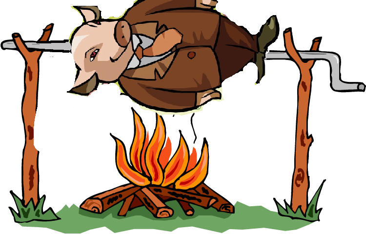750x480 Pig Roast Clip Art Many Interesting Cliparts