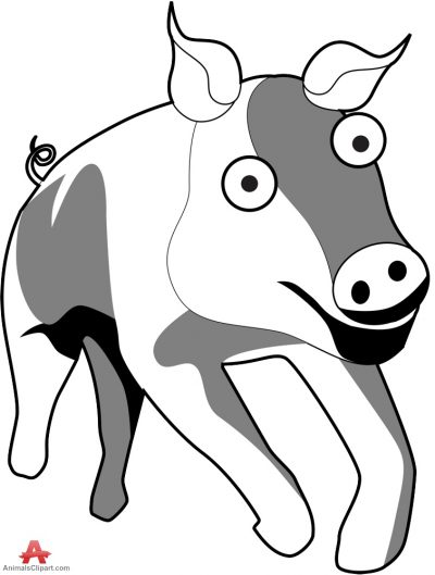 400x529 Pigs Animals Clipart Gallery Free Downloads By Animals Clipart