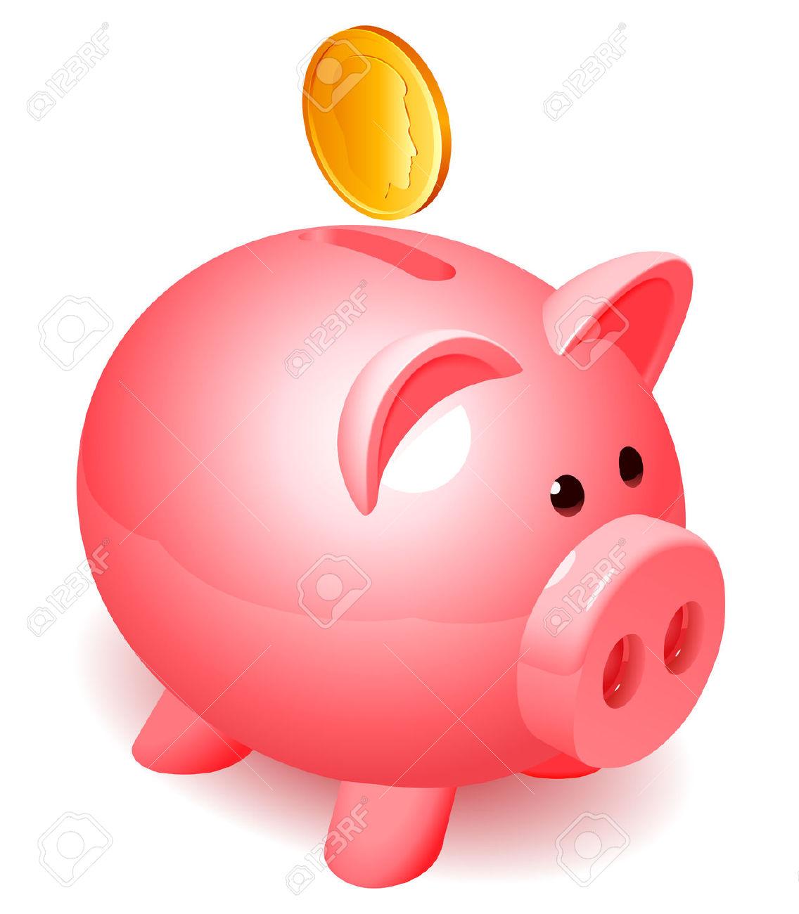 1136x1300 Piggybank Clipart