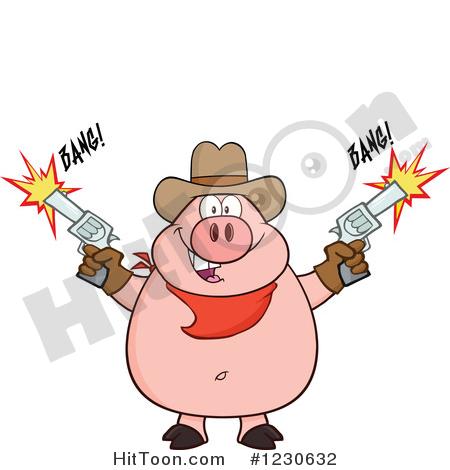 450x470 Pig Clipart
