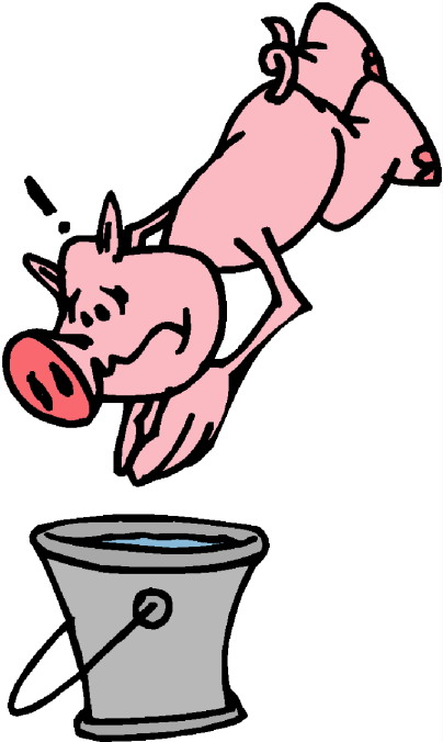 404x676 Pigs Clip Art 4