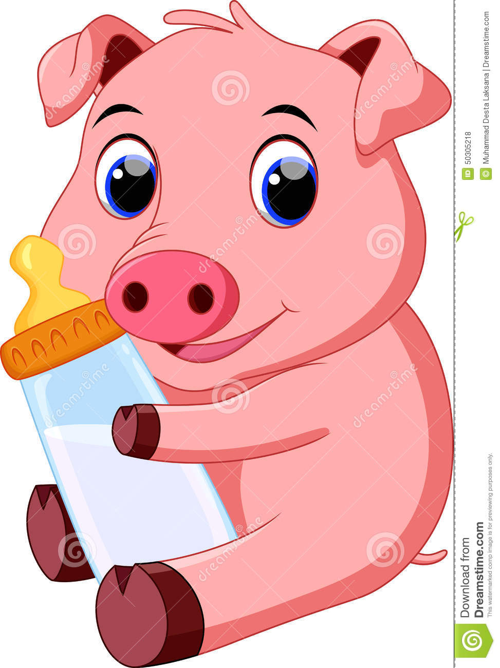 973x1300 Cute Pig Pictures Cartoon Collection