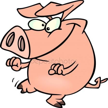 449x450 Hogs Stock Vectors, Royalty Free Hogs Illustrations