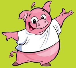 265x240 Search Photos Cartoon Pig