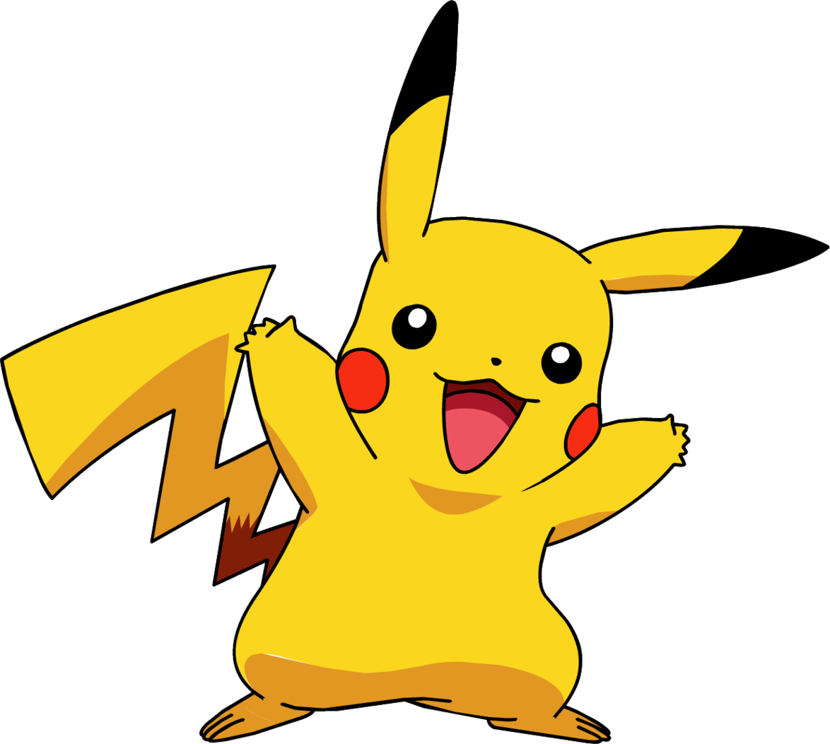 Pikachu Clipart Free Download Best Pikachu Clipart On Clipartmag
