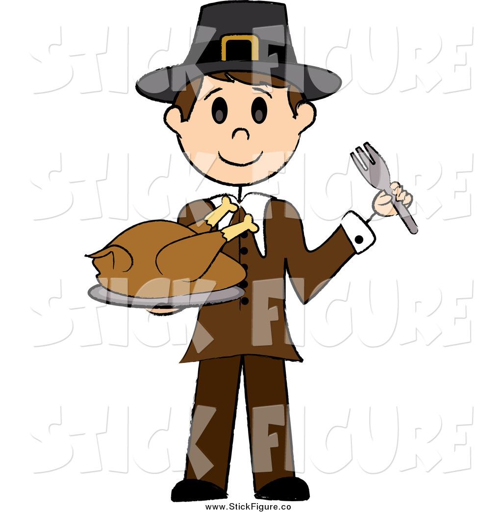 1024x1044 Royalty Free Thanksgiving Food Stock Stick Figure Designs