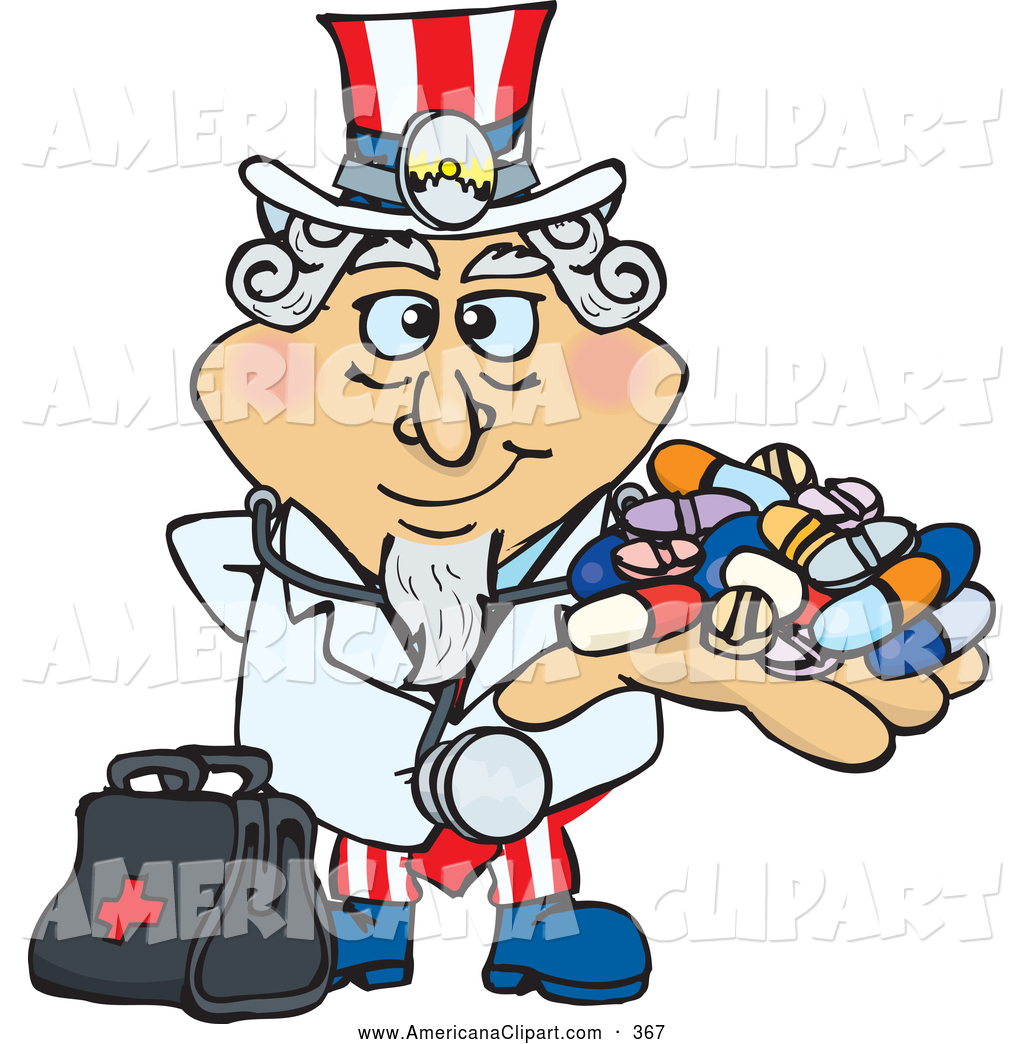 1024x1044 Americana Vector Cartoon Clip Art Of A Smiling American Uncle Sam