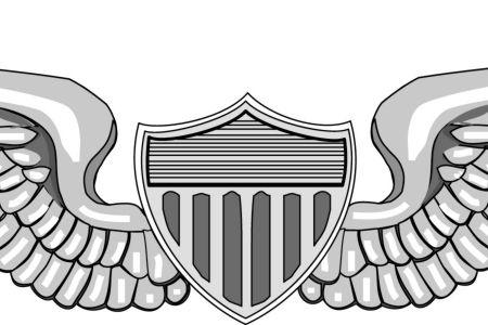 Pilot Wings Clipart | Free download best Pilot Wings Clipart