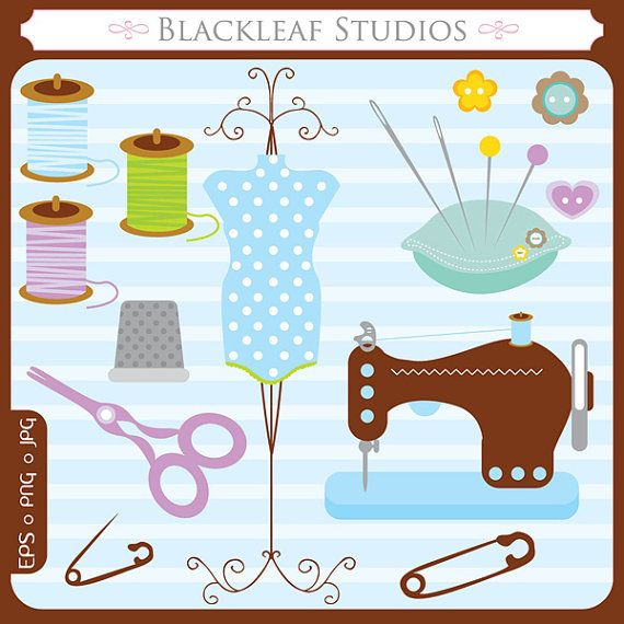 570x570 14 Best Clip Art Images Drawings, Sew And Clip Art