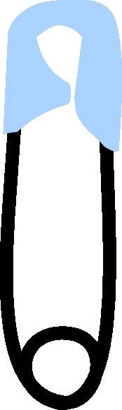 174x581 Diaper Pin Png, Svg Clip Art For Web