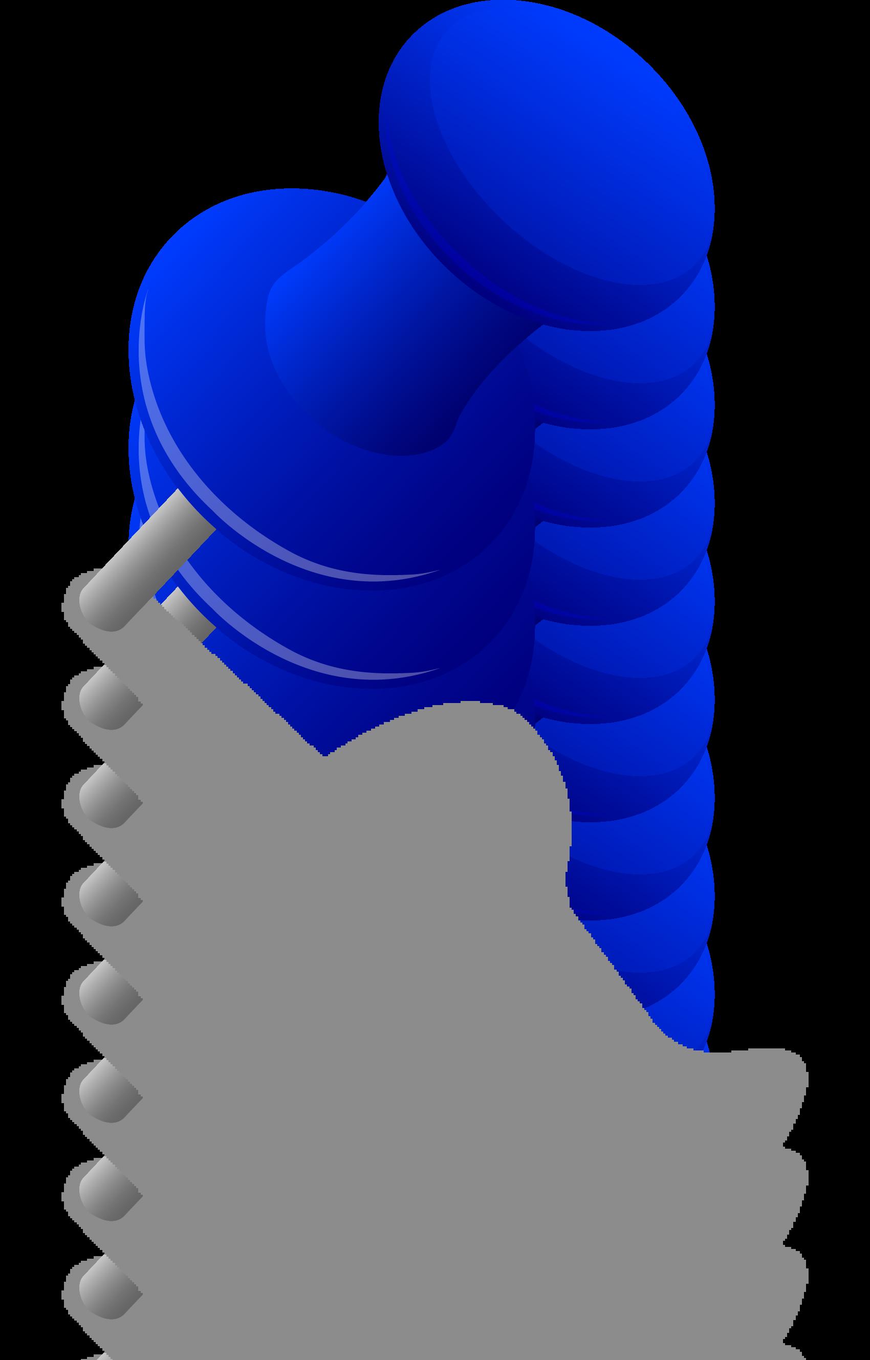 1700x2658 Push Pin Clip Art