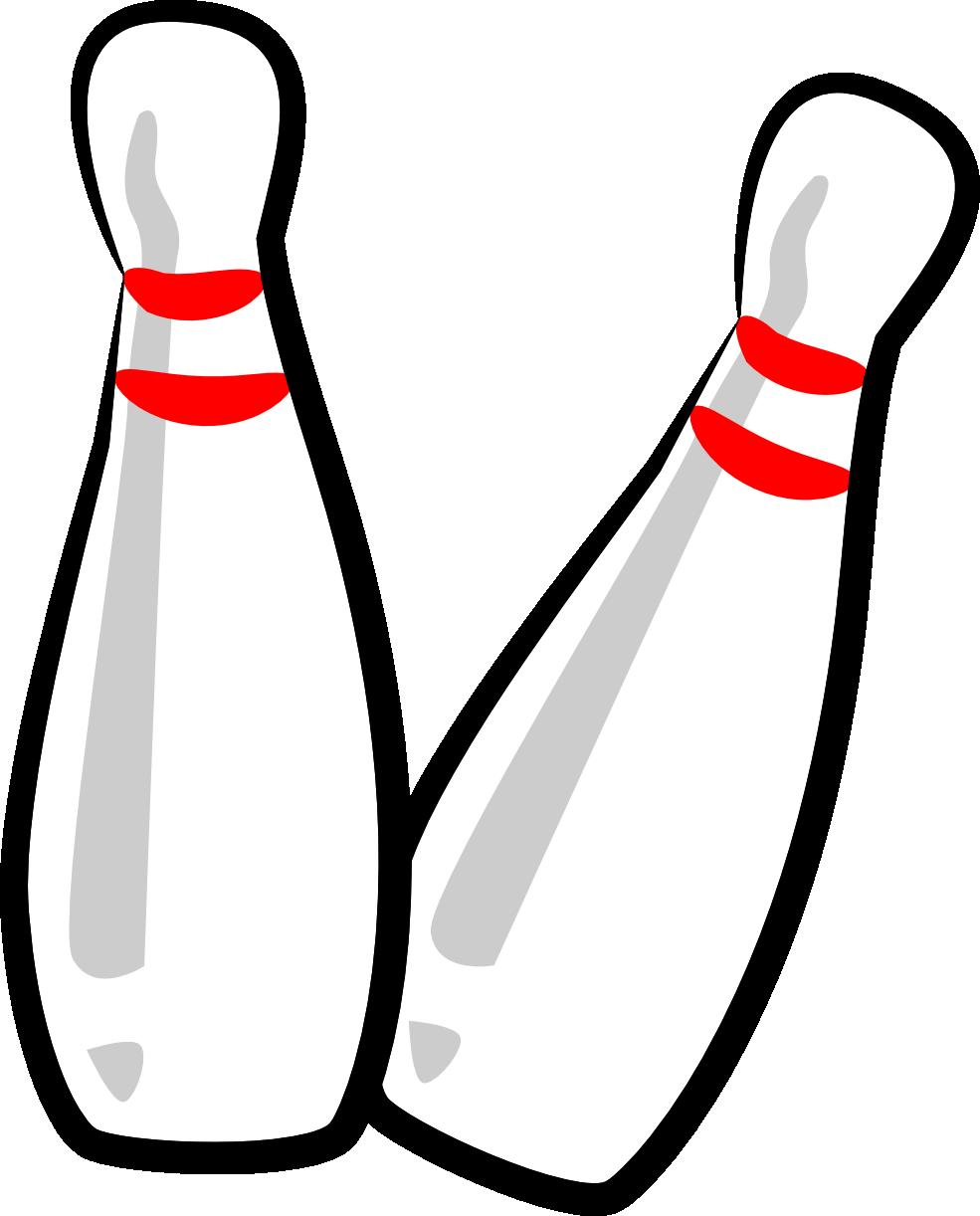 985x1222 Bowling Pin Clipart