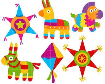 Pinata Clipart   Free download best Pinata Clipart on ...Pinata Star Clipart