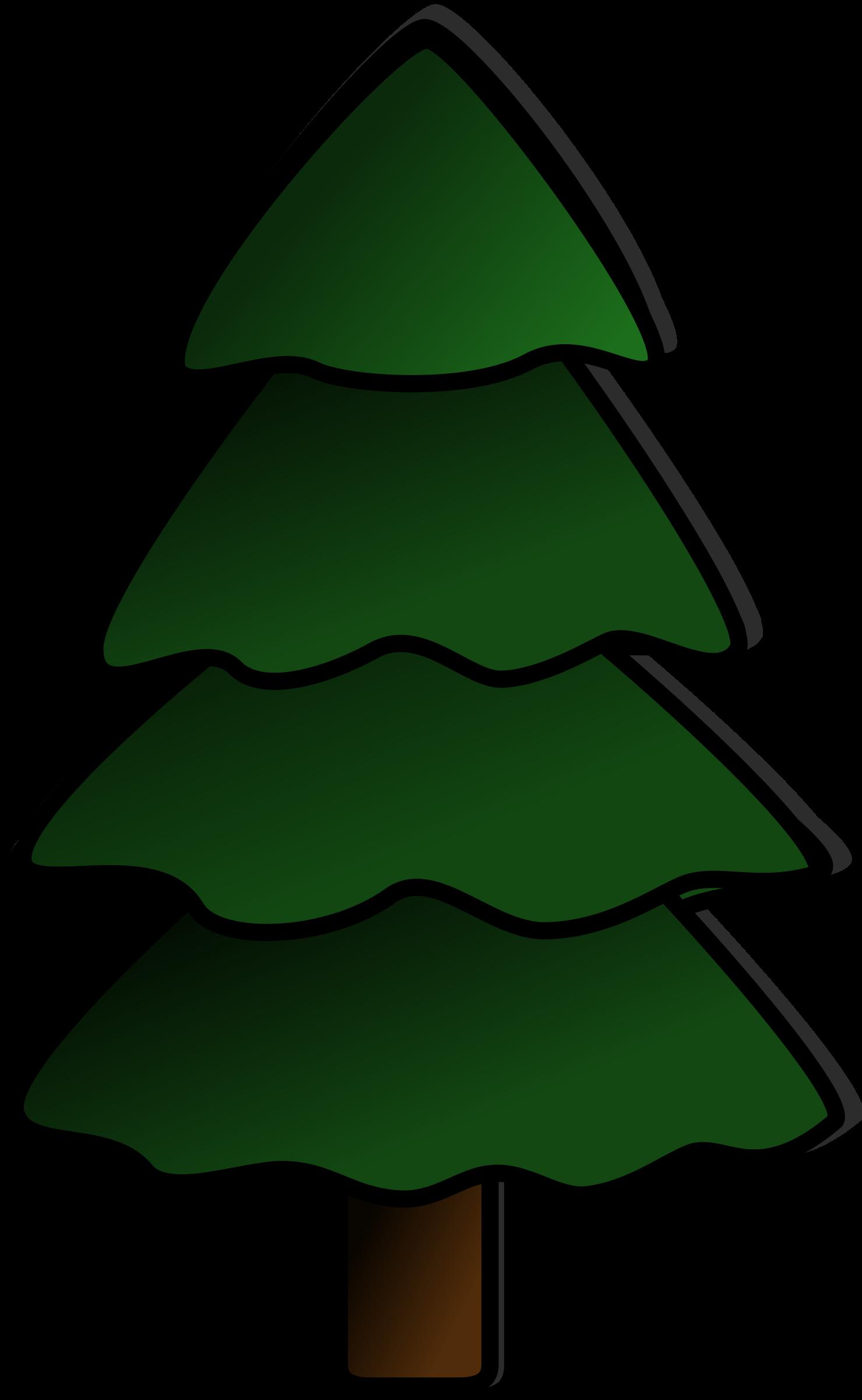 1479x2400 Pine Tree Clipart Three Pine