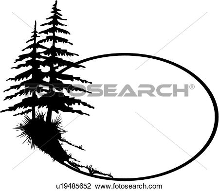 Pine Tree Black And White Free Download Best Pine Tree Black And