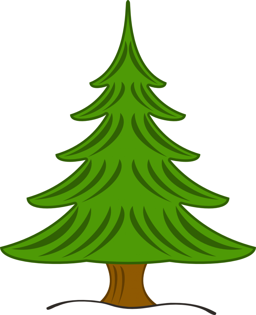 834x1024 Pine tree clipart free clipart images 2
