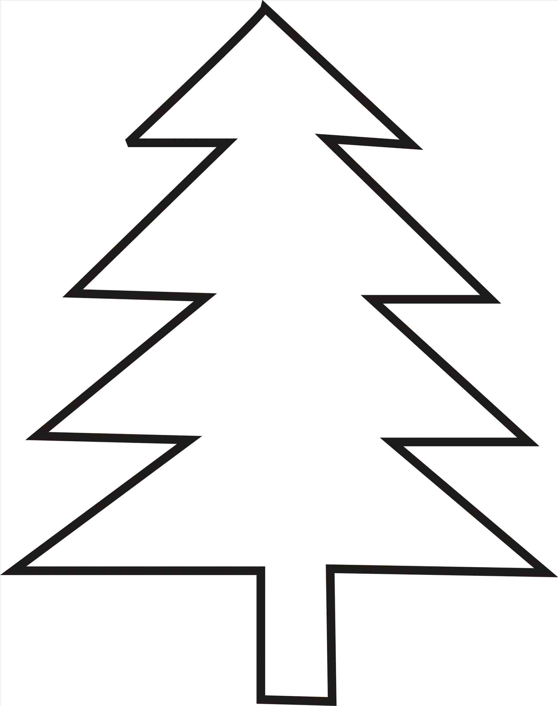 Pine Tree Outline Free Download Best Pine Tree Outline On