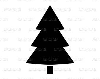 340x270 Tree Silhouette Etsy