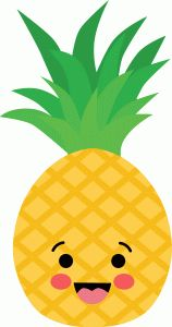 Pineapple Cartoon Clipart | Free download on ClipArtMag