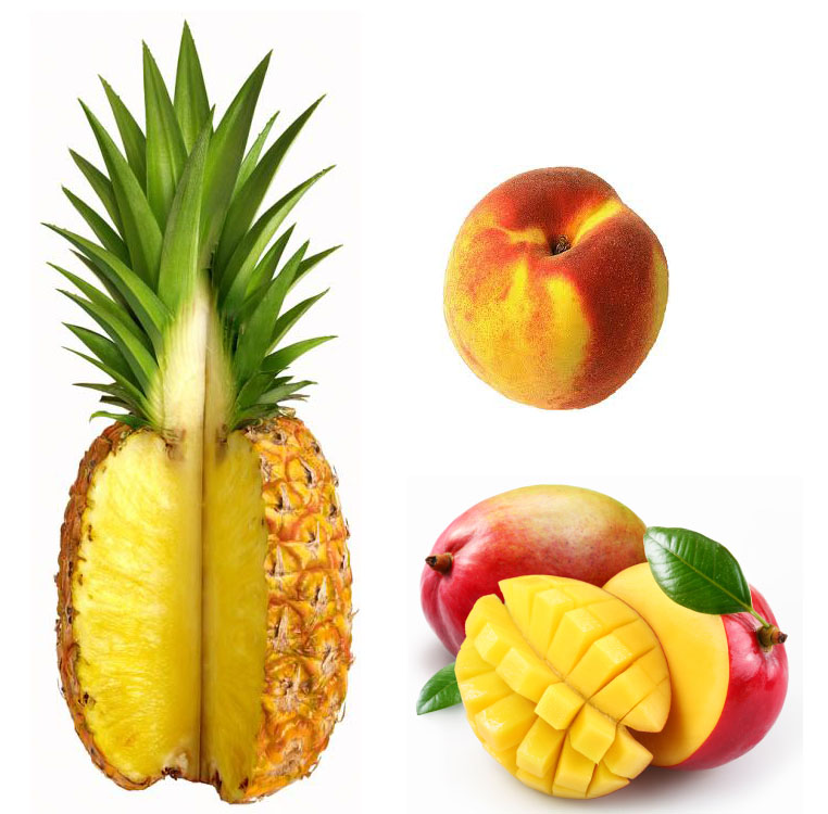 762x750 Pineapple Clip Art