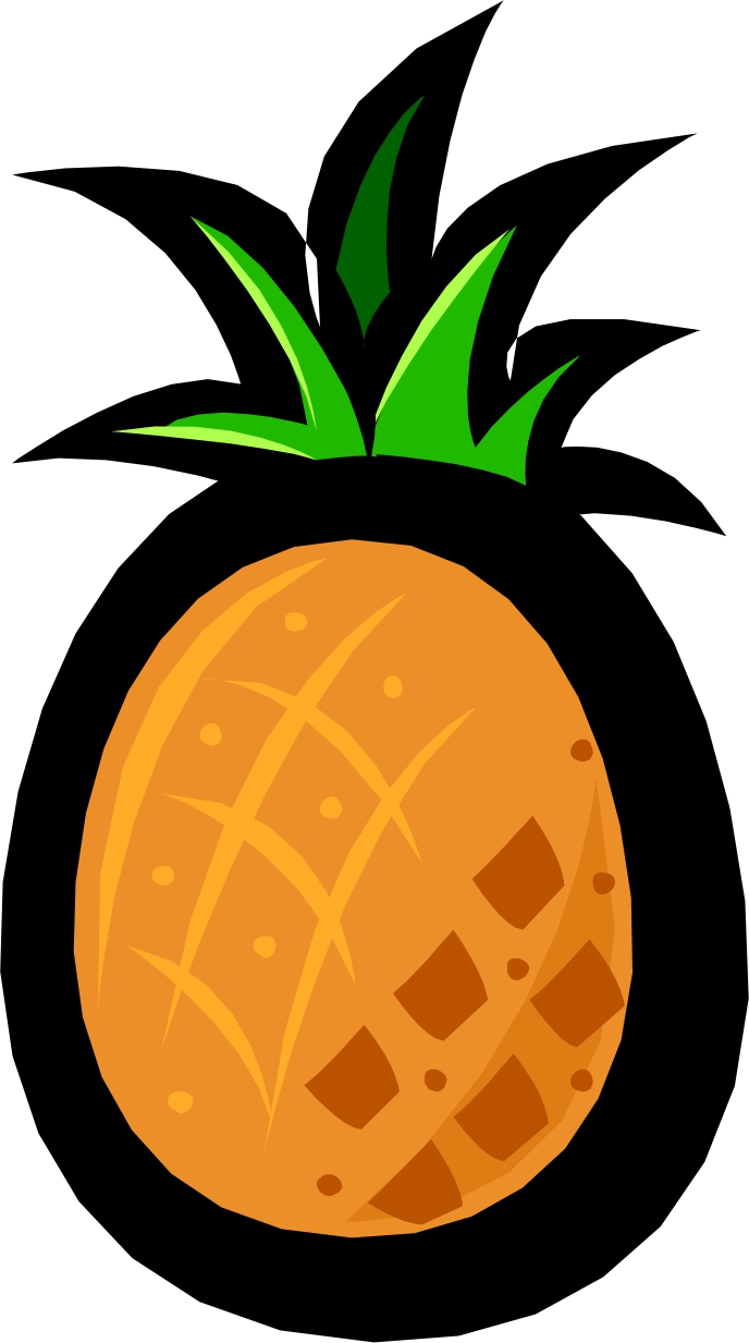 Pineapple Clipart Free | Free download on ClipArtMag