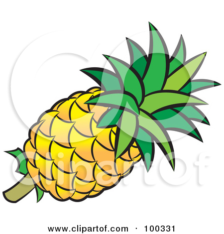 450x470 Pineapple Clipart Welcome