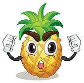 170x168 Royalty Free Pineapple Clip Art