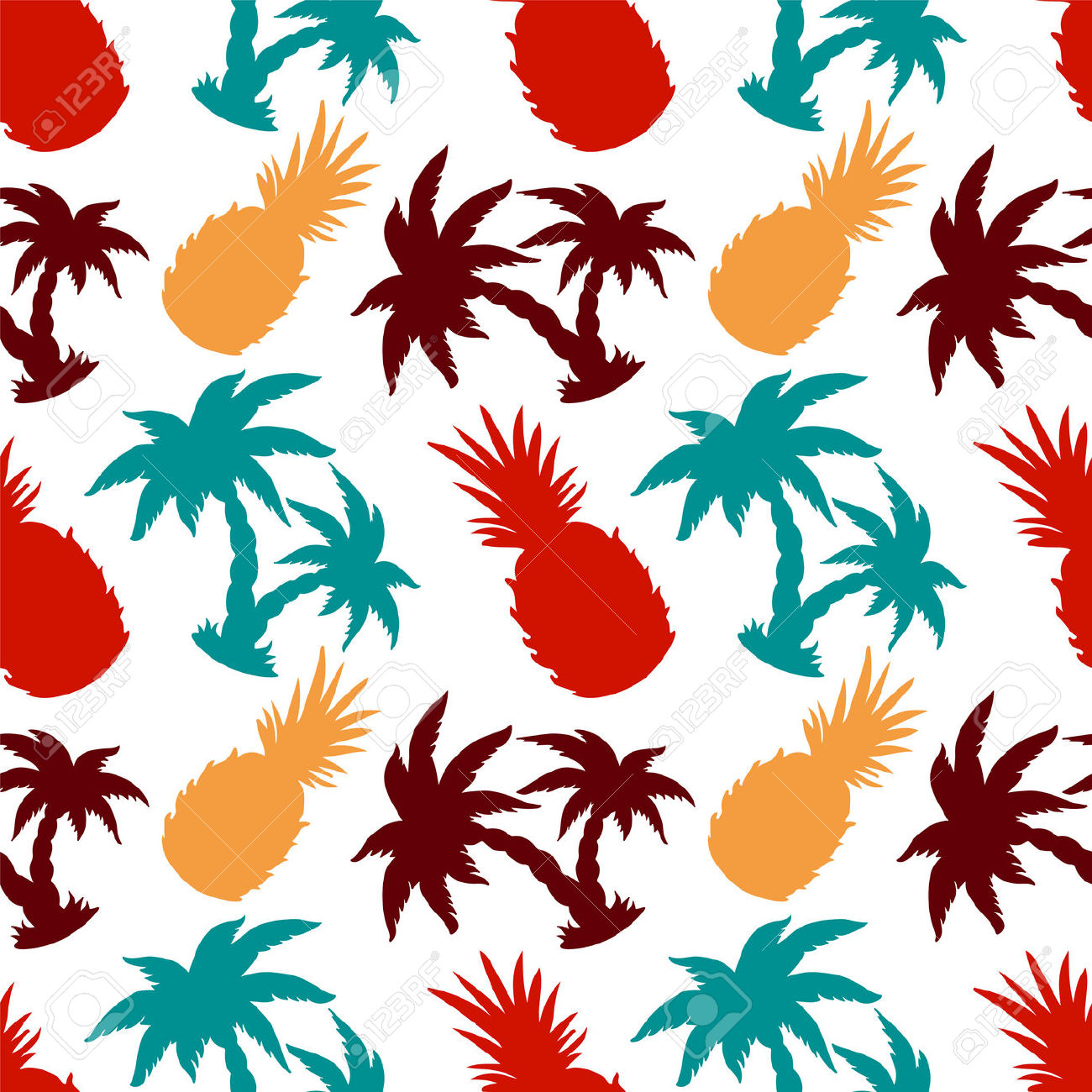 1300x1300 Pineapple Clip Art Pineapple Download Royalty Free Vector File Eps