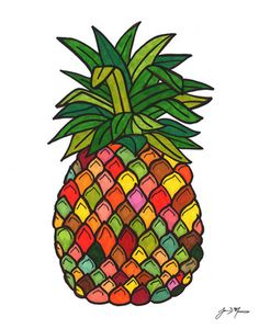 236x300 Pineapple Clipart Tumblr